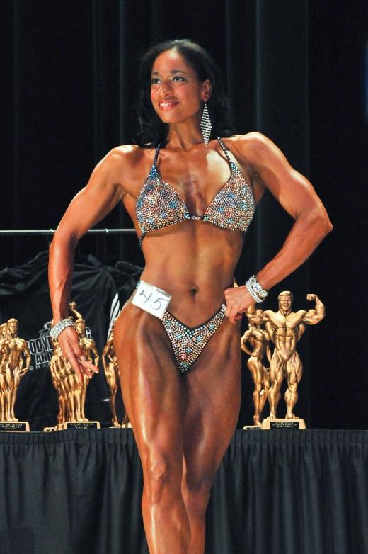 Nicole Carrasco Wnbf Pro